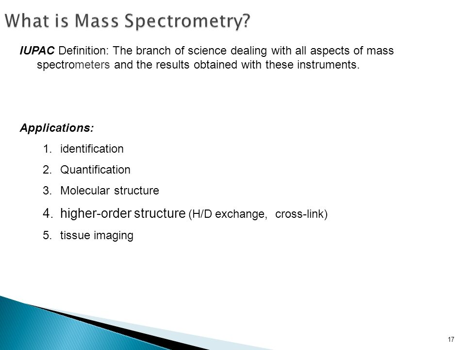 mass spec explanation in html Time of flight mass spectrometer tutorial by jordan tof products, inc this is  an instructional tutorial dealing with the fundamentals of time of flight (tof).