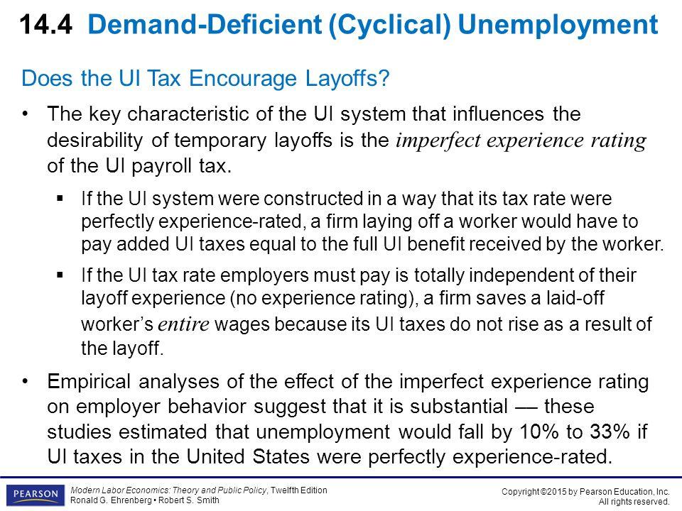 demand deficient unemployment Macroeconomics/employment and unemployment from wikibooks, open books for an open world macroeconomics  one notable type is deficient demand unemployment.
