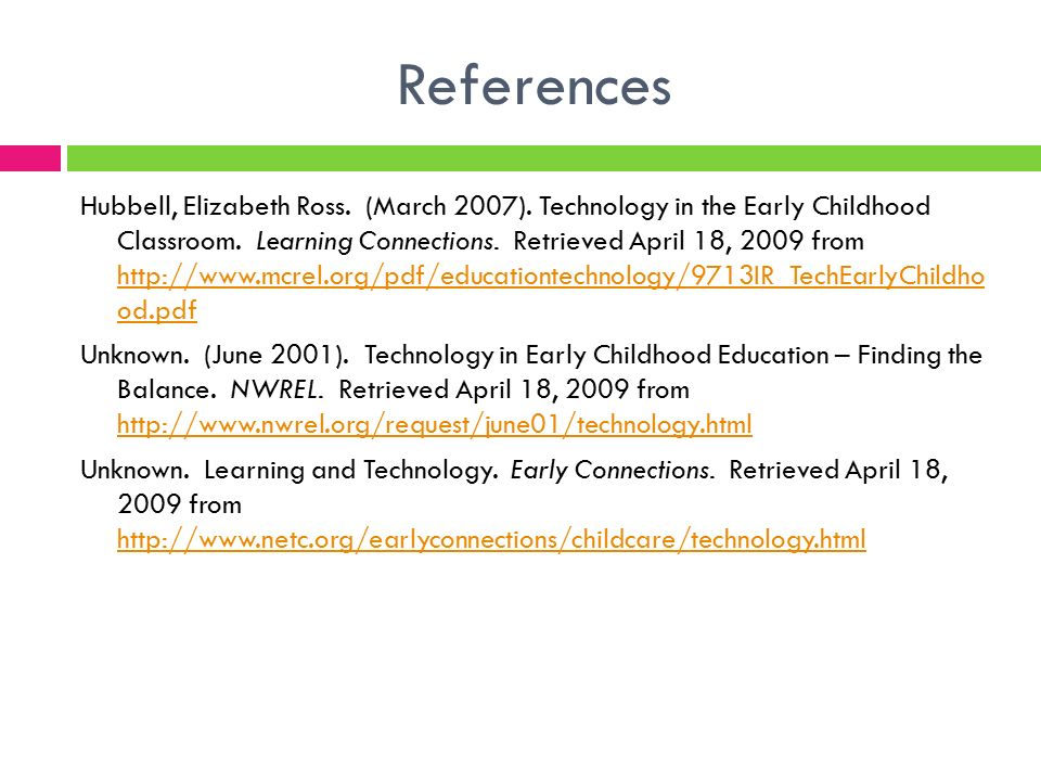 The History Of Early Childhood Education Ppt Video Online Download