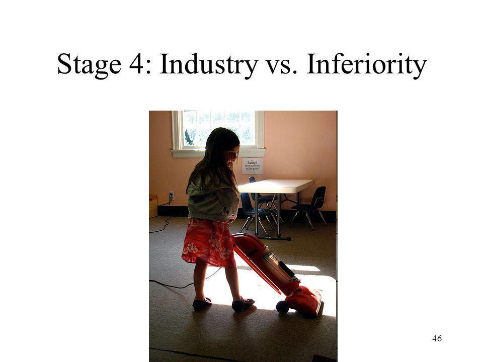 erik erikson industry vs inferiority essay