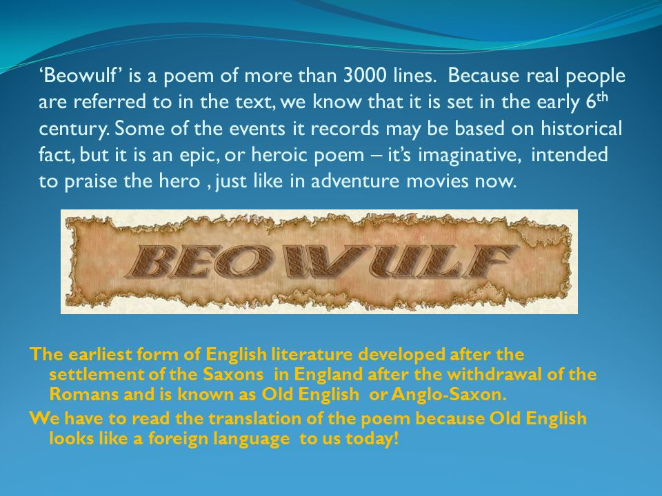 would beowulf be considered a hero today Beowulf is an epic hero essay 957 words   4 pages a true hero does not fear death or, but instead risks all that he is for what he believes to be right, moral, and just.