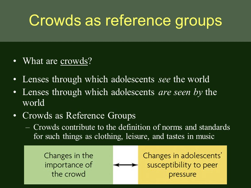 cliques and crowds Blackwell reference online is the largest academic online reference library giving instant access to the most authoritative and up-to-date scholarship across the humanities and social.