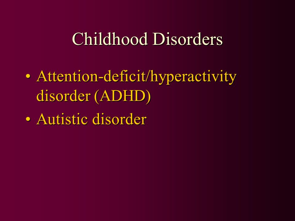 attention deficit disorder reasons symptoms and social perception A 14-month randomized clinical trial of treatment strategies for attention-deficit hyperactivity disorder (ad/hd) (1999) archives of general psychiatry , 56:1073-1086 national institute of.