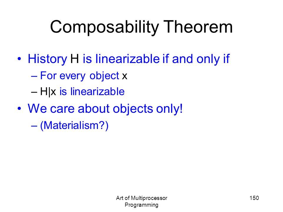 Composability Theorem