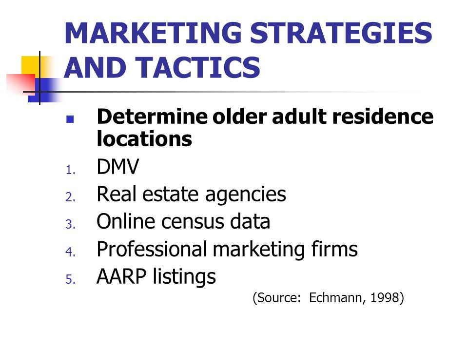 marketing strategies and tactics pdf