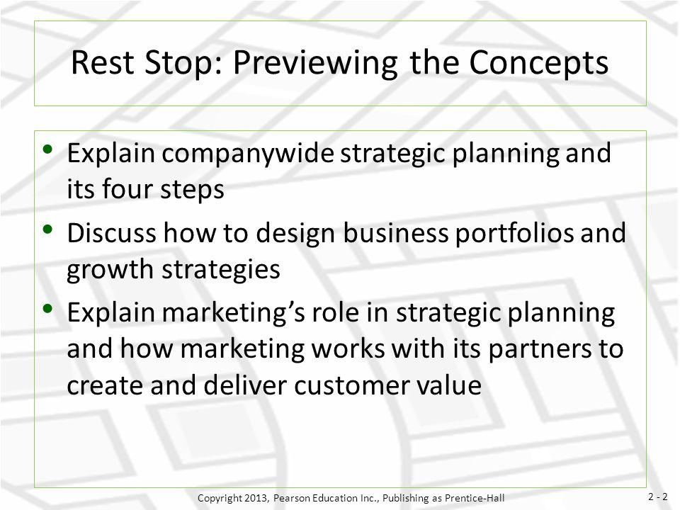 company and marketing strategy chapter 2 pdf