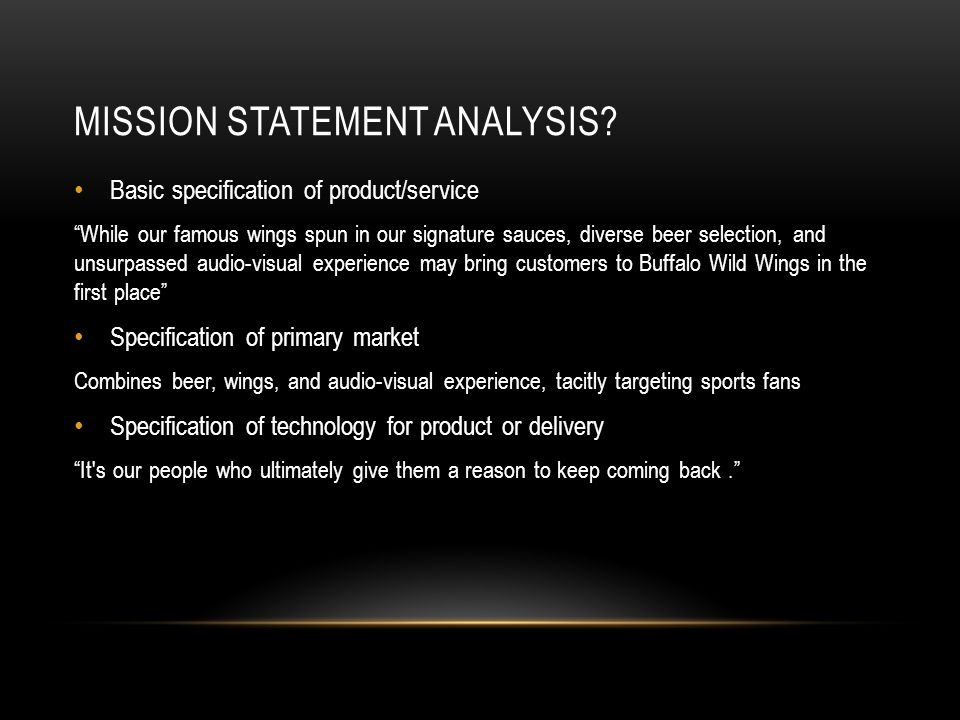tom s maine critique mission statement Tom's of maine, inc hoover's industry experts provide proprietary editorial so be sure to view the sample and review the report quarterly income statement.