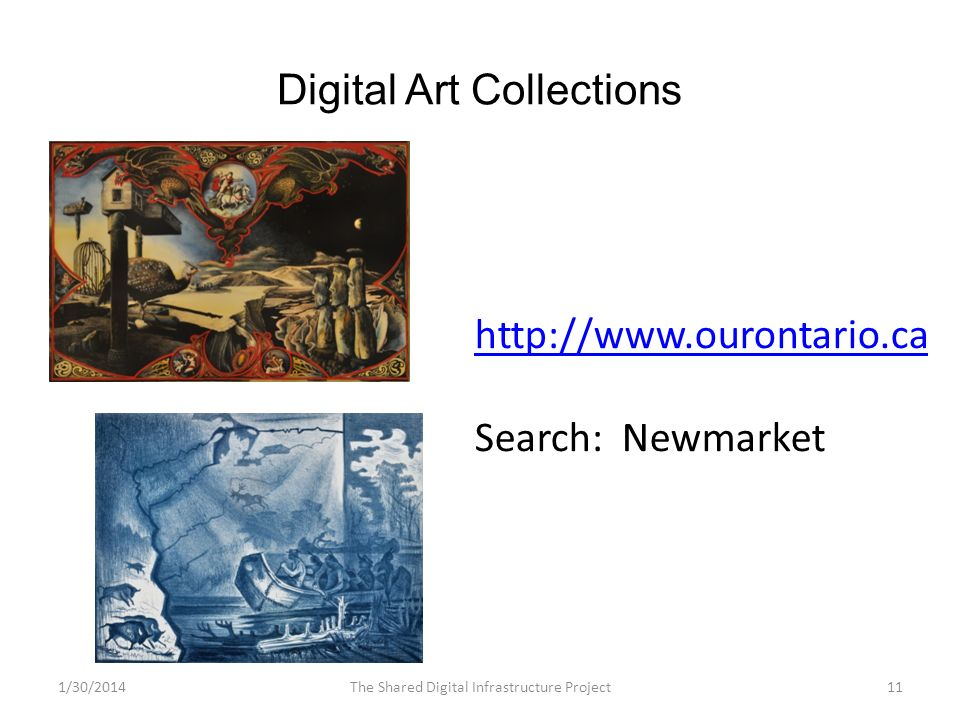 Digital Art Collections