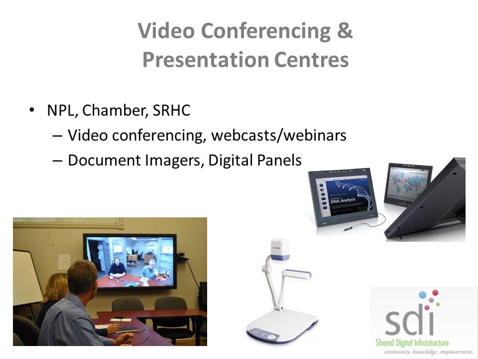 Video Conferencing & Presentation Centres