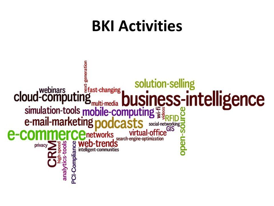 BKI Activities