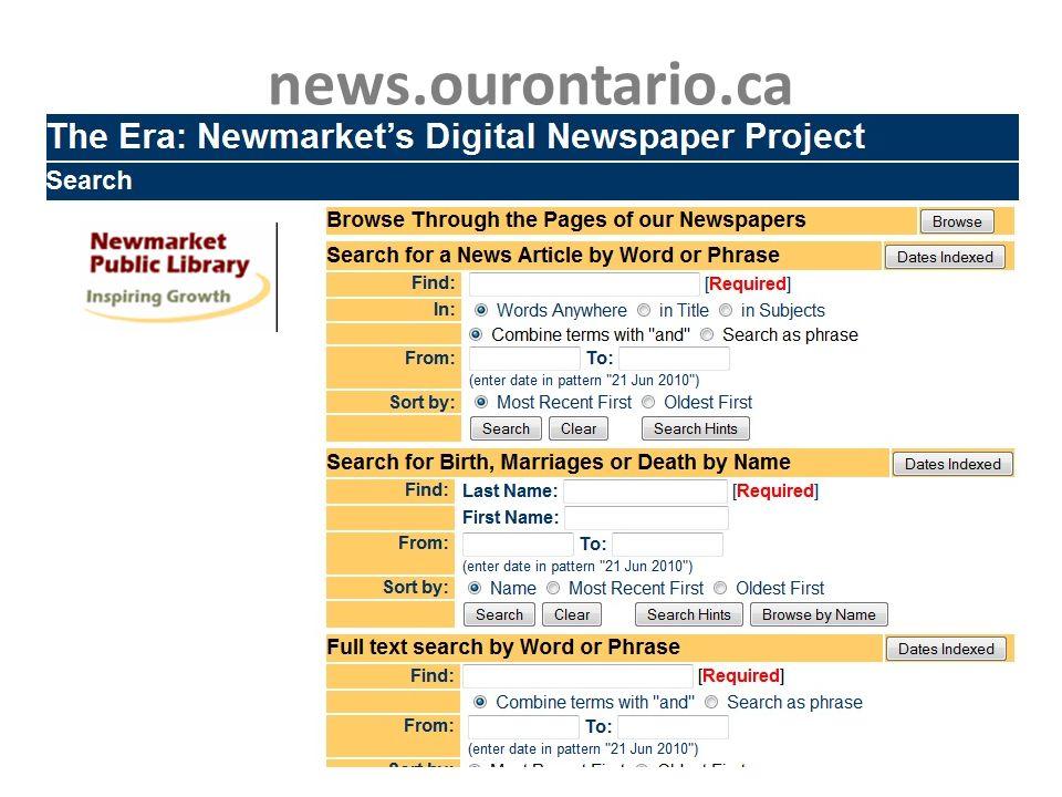 news.ourontario.ca