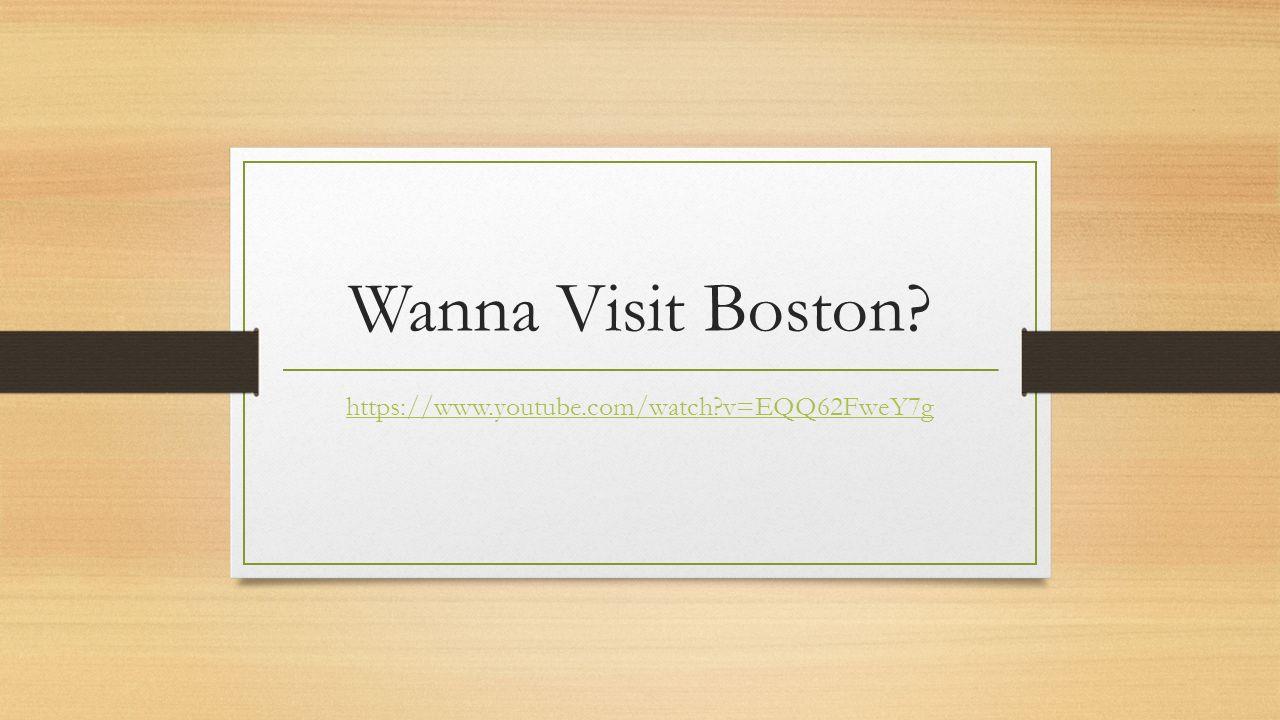 boston you tube