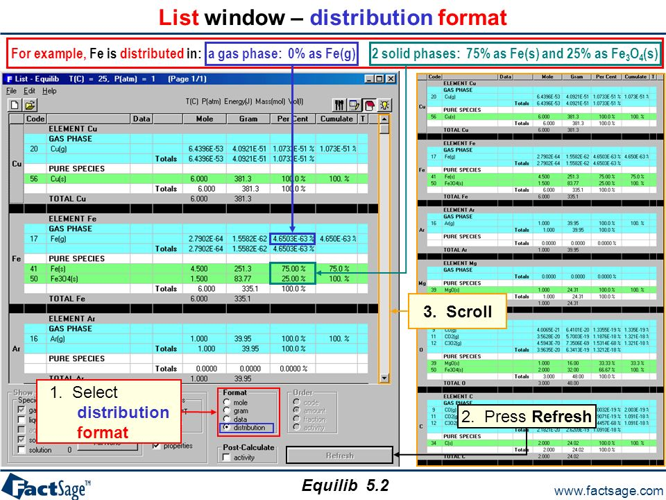 The equilib module regular features ppt download for Windows distribution