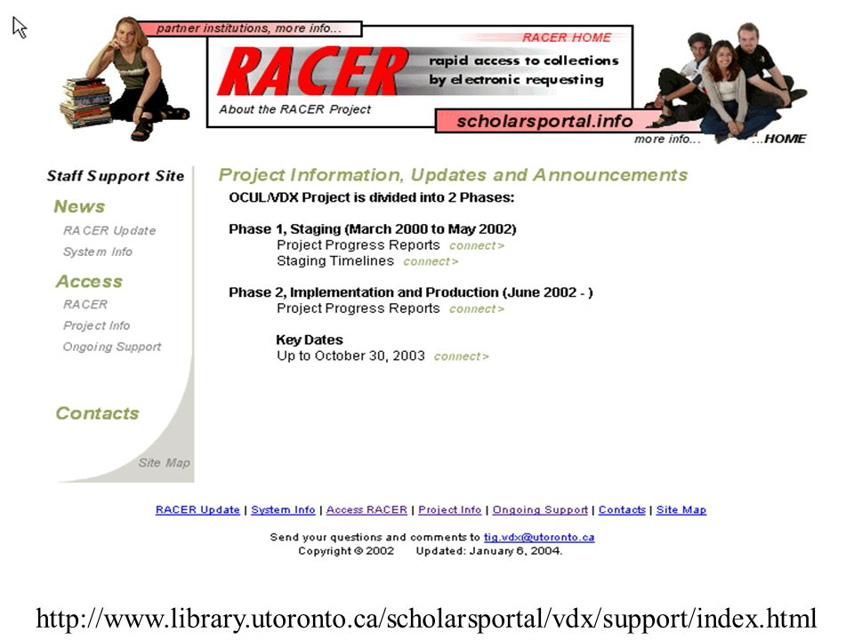 http://www. library. utoronto. ca/scholarsportal/vdx/support/index