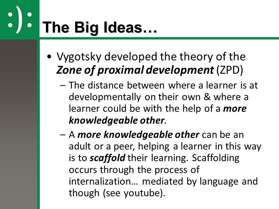 vygotsky zone of proximal development pdf