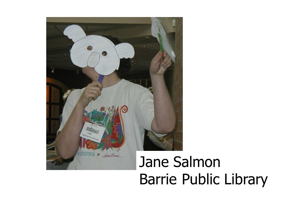 Jane Salmon Barrie Public Library