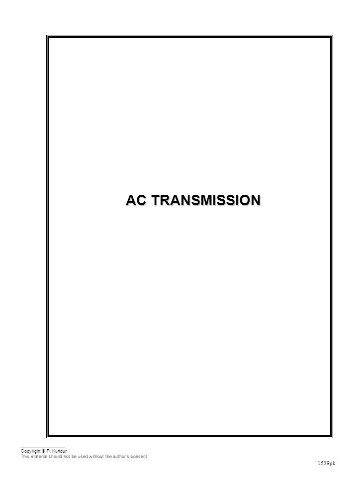 line parameters of transmission lines pdf