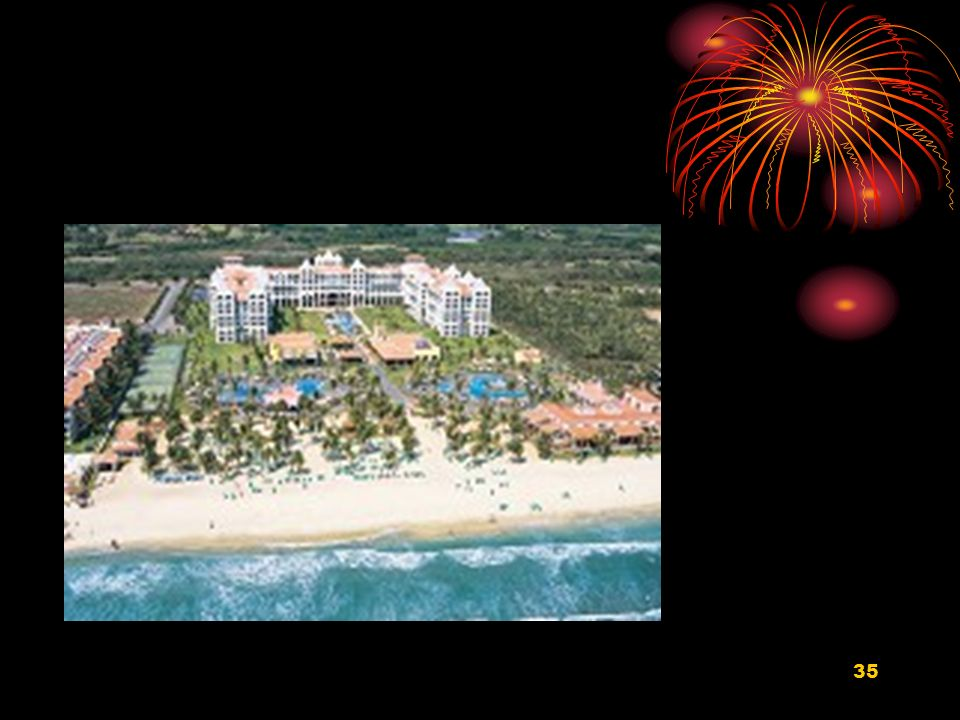 A trip to Mexico A seven night stay for 4 at the Riu Jalisco 5 star resort. Airfare and all meals included.