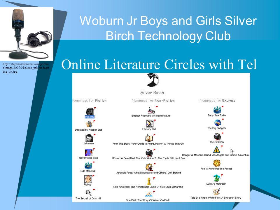 Woburn Jr Boys and Girls Silver Birch Technology Club