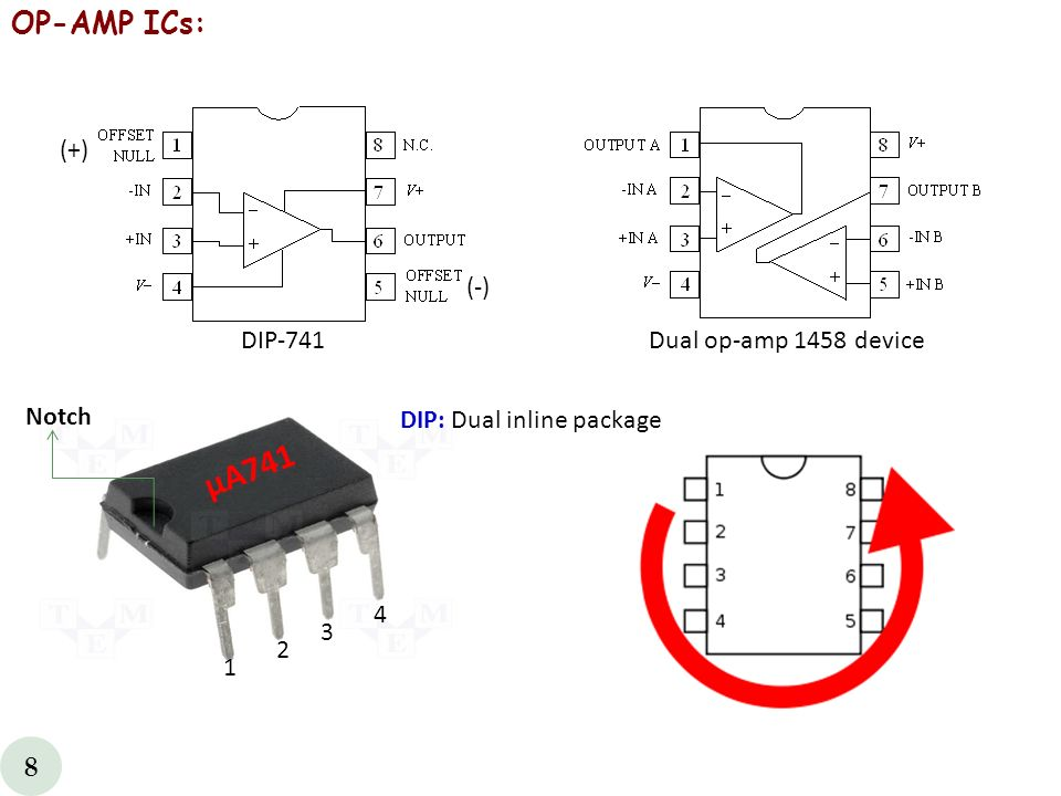a lecture on operational amplifier  op-amp