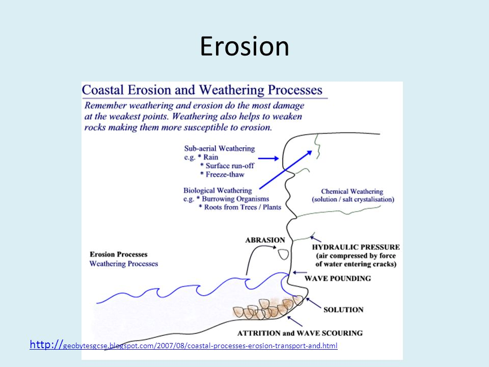 """an essay on the process of erosion to the north american coastline """"beach erosion is a natural process there were very few beaches that looked like the new jersey coastline does now called cape american"""" erosion."""