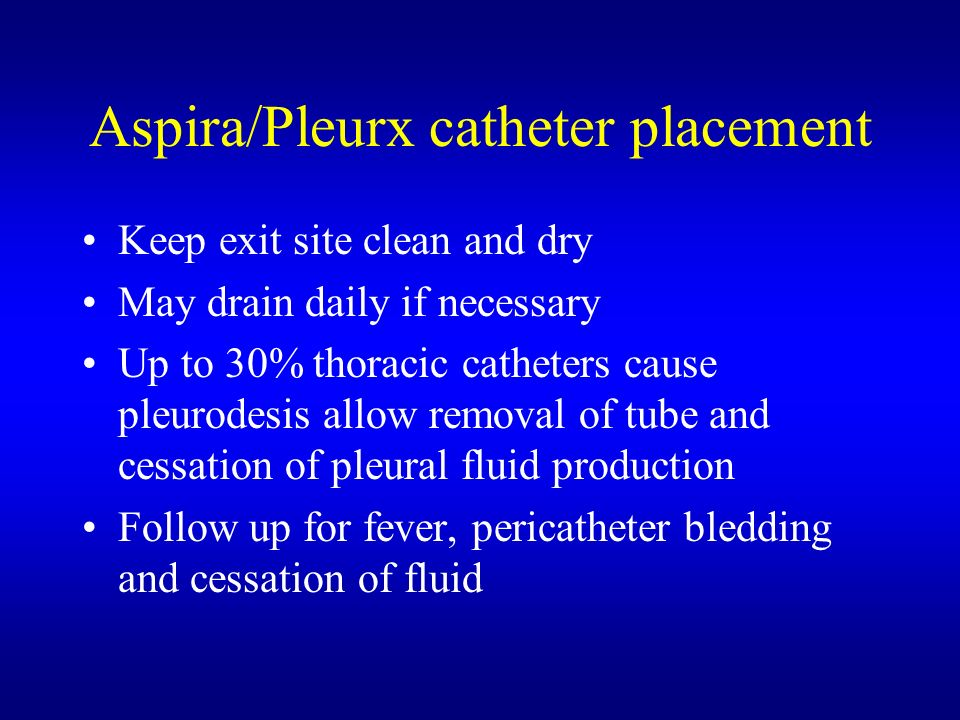 Interventional Radiology Percutaneous Catheters Indications ...