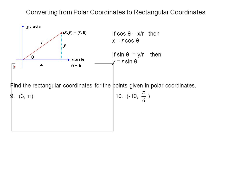 6.3 Polar Coordinates Day One - ppt video online download