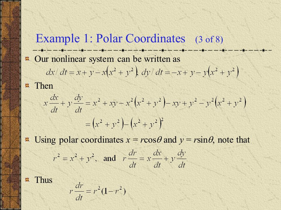 polar coordinates problems with solutions pdf