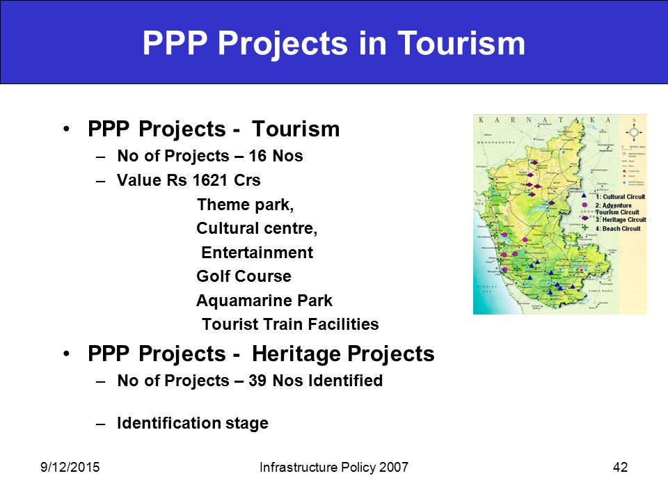 ppp in bangalore Integrated theme park in a suitable location near bangalore on a ppp basis on the lines government of karnataka initiative.