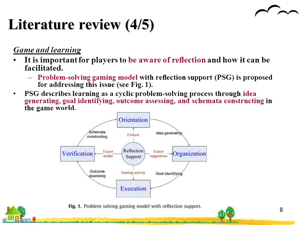 Service learning literature review