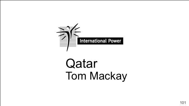 Qatar Tom Mackay QATAR Page 1