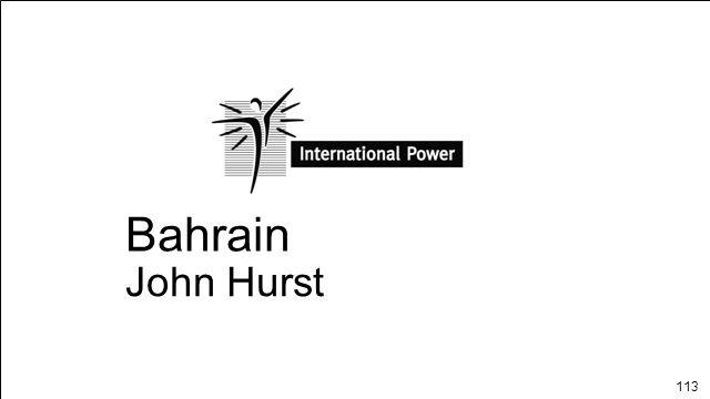 Bahrain John Hurst BAHRAIN Page 1