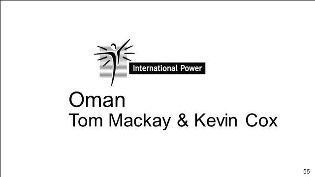 Oman Tom Mackay & Kevin Cox OMAN Page 1
