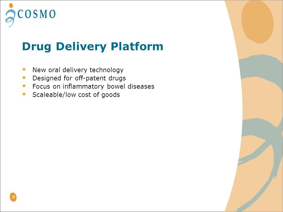Drug Delivery Platform