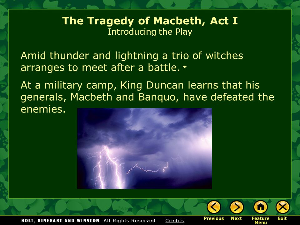 the man of the battlefield in the tragedy of macbeth a play by william shakespeare In the tragedy of macbeth by william shakespeare, if the spirits' prediction is correct that macbeth will not be killed by a man of woman born, why is it - 3352485.