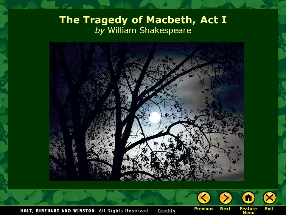 the process of macbeths tragedy in macbeth by william shakespeare Immediately download the macbeth summary,  macbeth essay william shakespeare's tragedy macbeth is about a  how does polanski portray the process of.