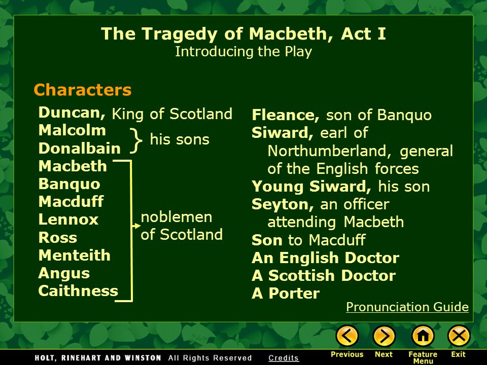 an analysis of the tragedy of macbeth a play by william shakespeare Keywords: macbeth character analysis, summary of macbeth the tragedy of macbeth is a play normally called macbeth by william shakespeare concerning the regicide and aftermath.
