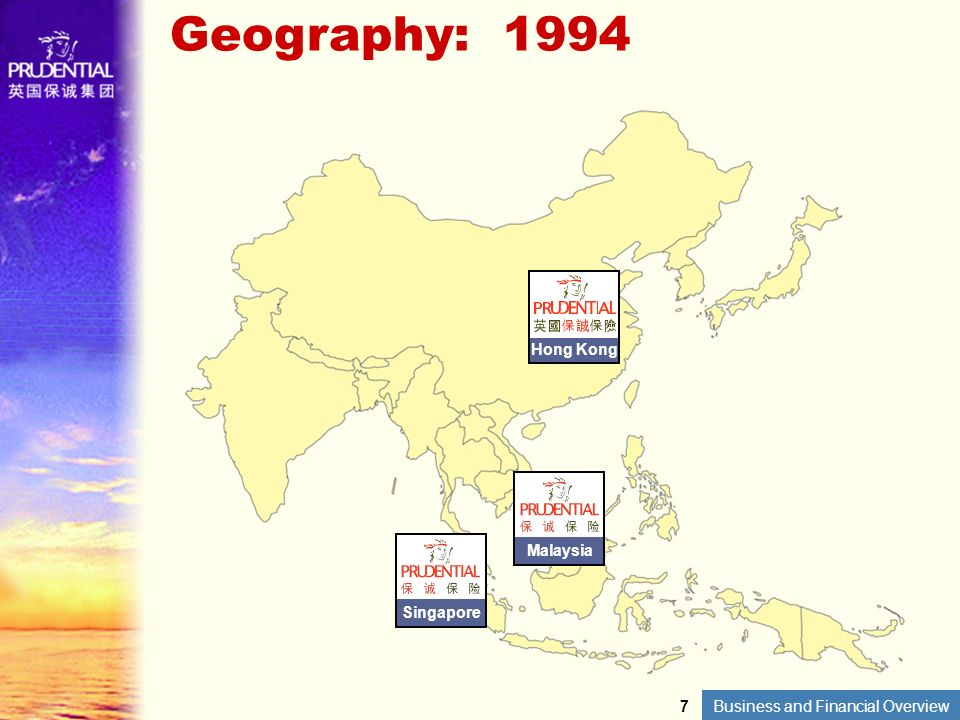 Geography: 1994 Hong Kong Malaysia Singapore 7