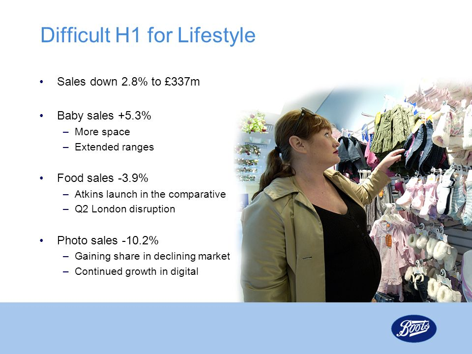 Difficult H1 for Lifestyle