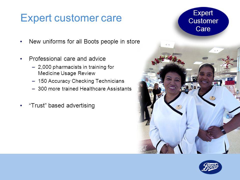 Expert customer care Expert Customer Care