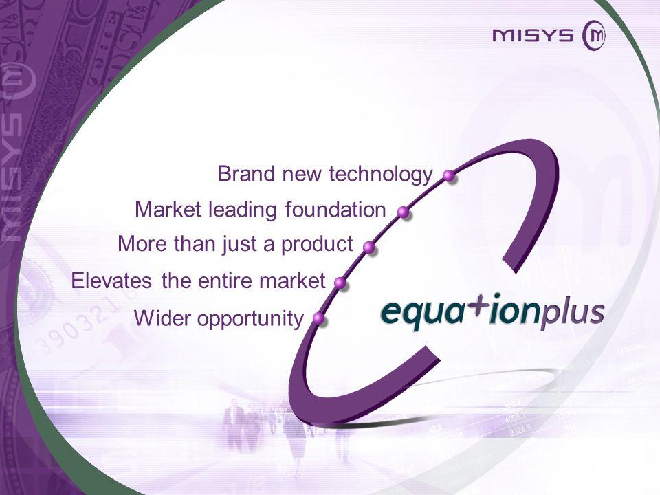 Market leading foundation