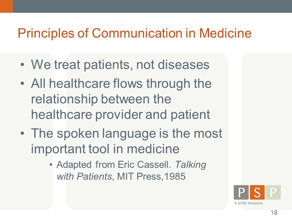 importance of communication in healthcare Regardless of the business or industry, effective communication is essential  perhaps, even more, when it comes to the healthcare field.