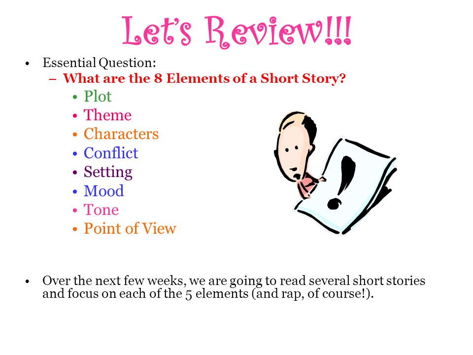 theme and narrative elements short story story hour The story of an hour was featured as the short story of the day on thu, feb 08, 2018  the story of an hour is one of the stories featured in our collection of short stories for high school i and short short stories to read when you have five minutes to indulge yourself reading a great story 73.