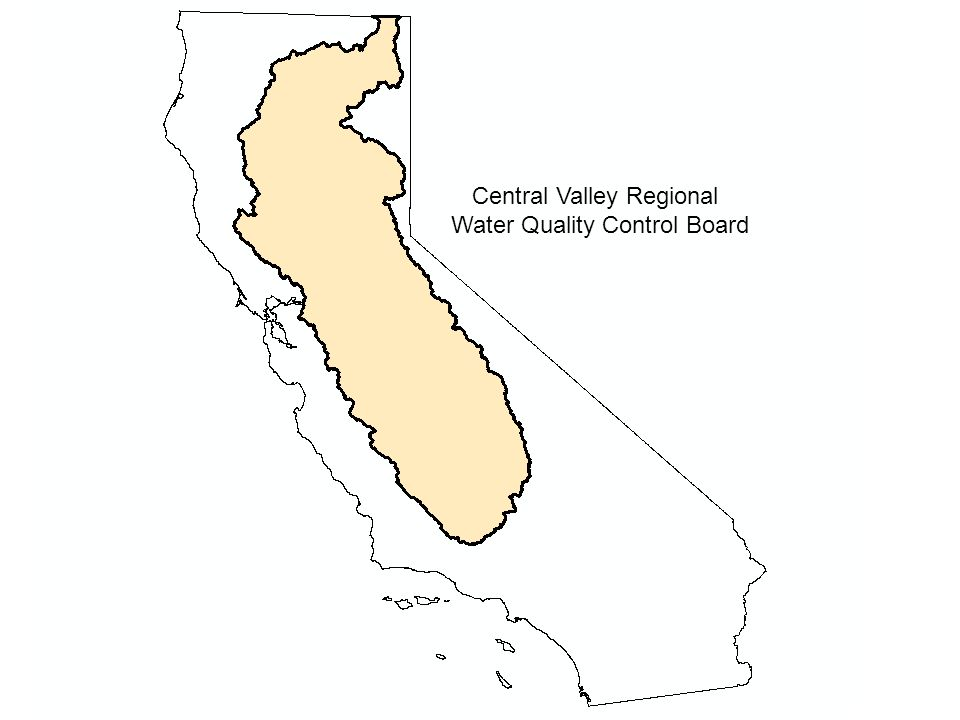 Central Valley Regional Water Quality Control Board