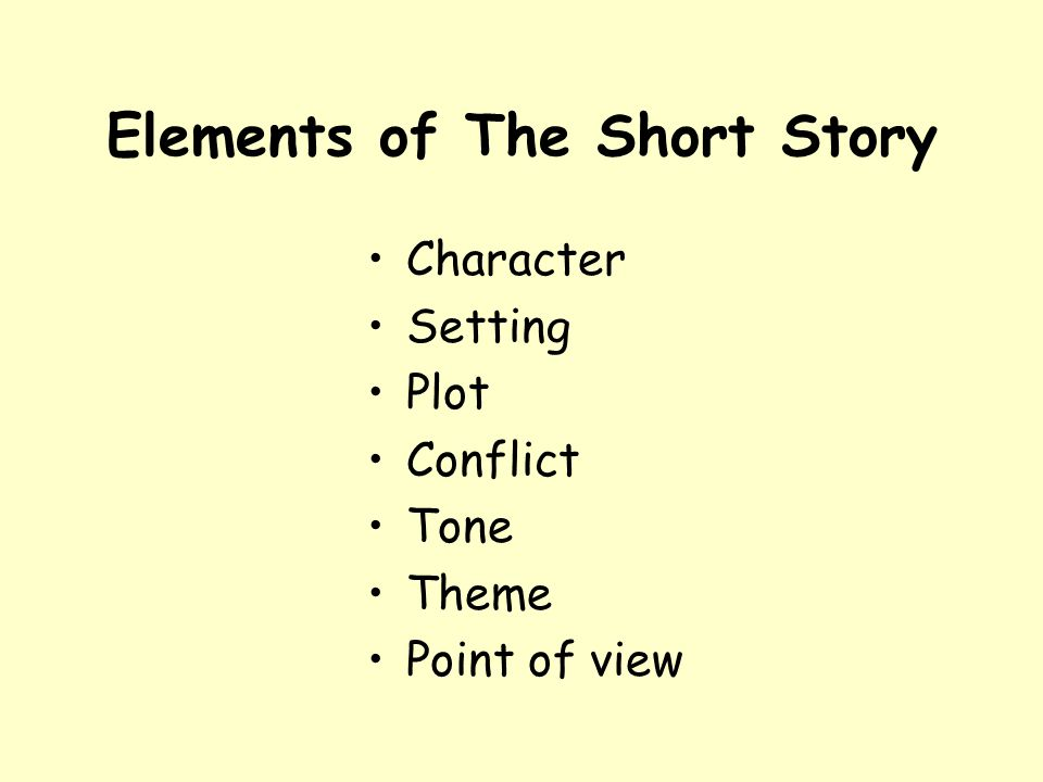 theme and narrative elements in the short story Elements of a short story 1 define what a short story isdefine elements of a shortstoryread and identify the elementsofa short storywrite original short storiesconnect the theme of the storyto their daily life affairs.