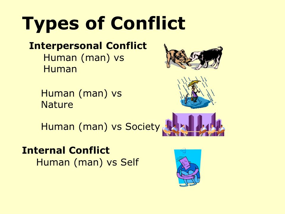 Conflict (narrative)