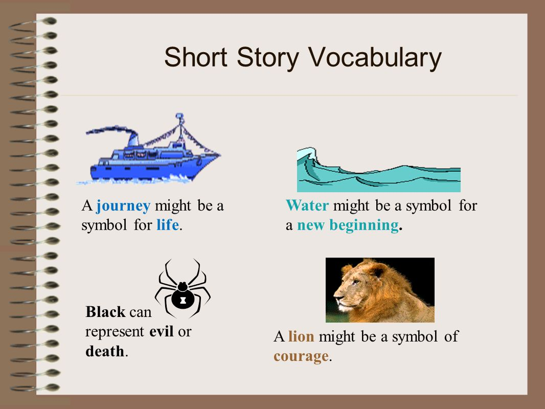 Short Story Symbolism Coursework Help