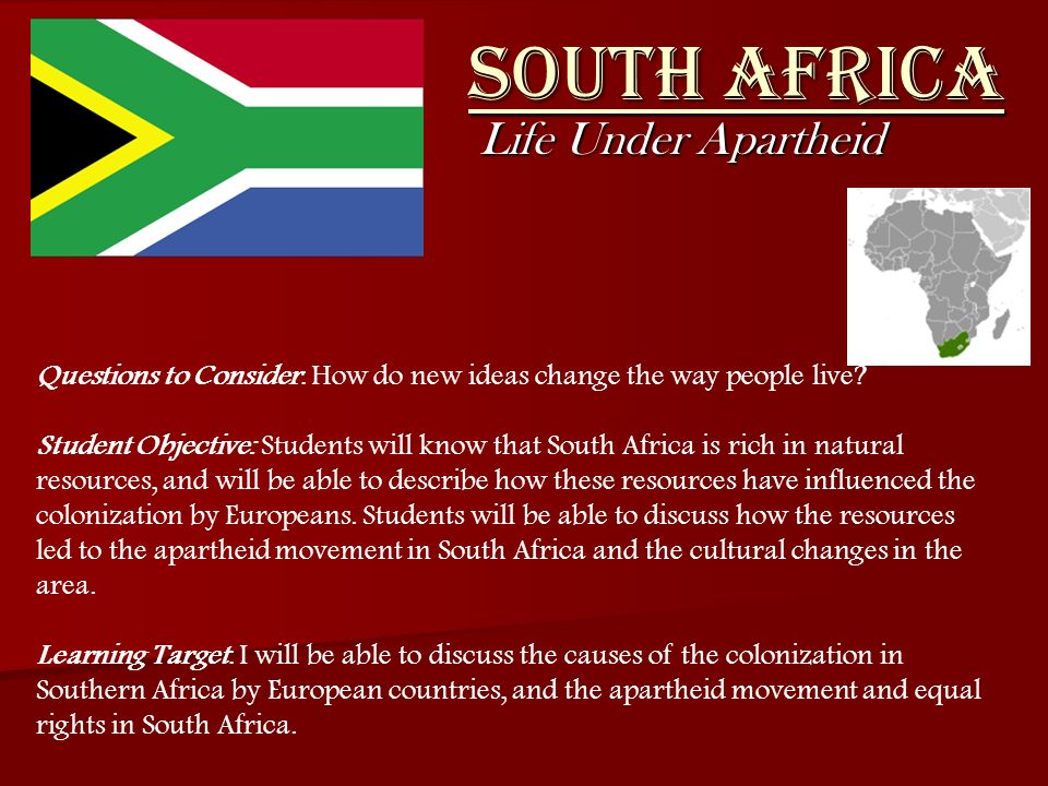 essay questions on apartheid in south africa
