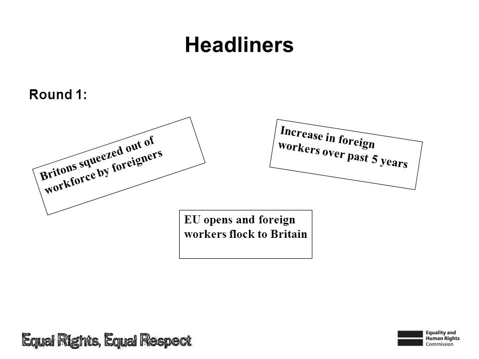 Headliners Round 1: Increase in foreign workers over past 5 years