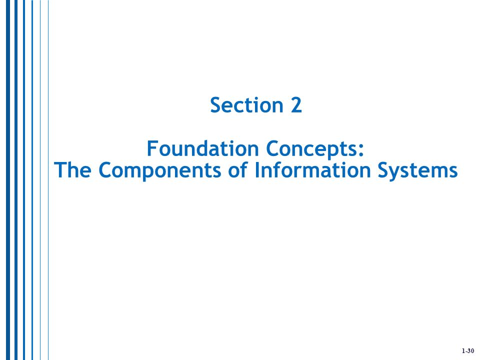 components of information systems 107 components of information technology 40 introduction information technology (it) is a generic term that covers the.